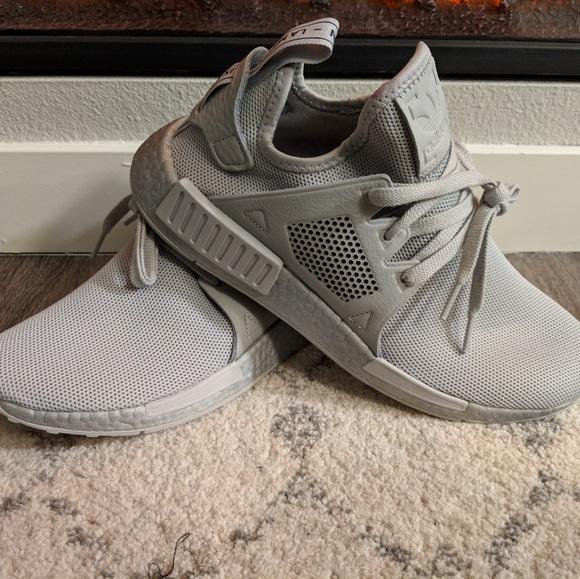 Adidas Triple Grey NMD XR1